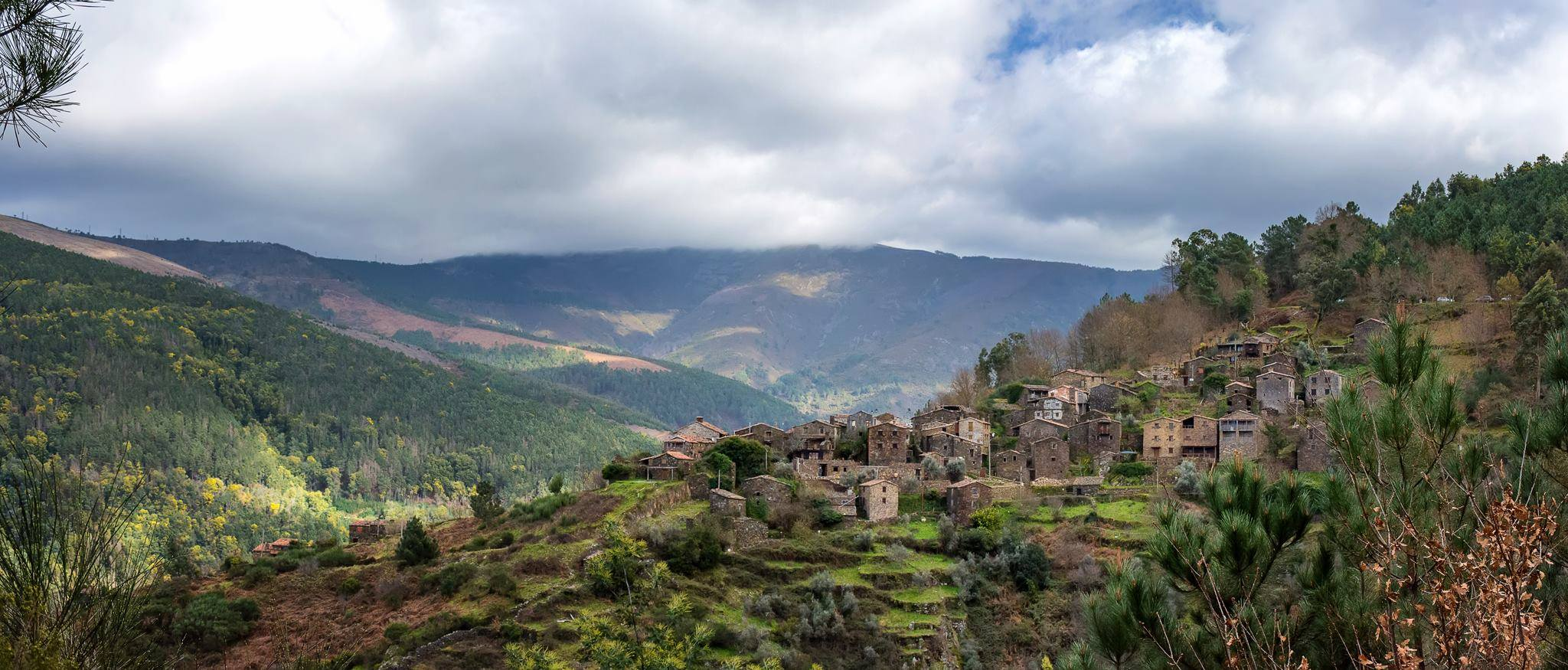 27 Stone villages in the mountains