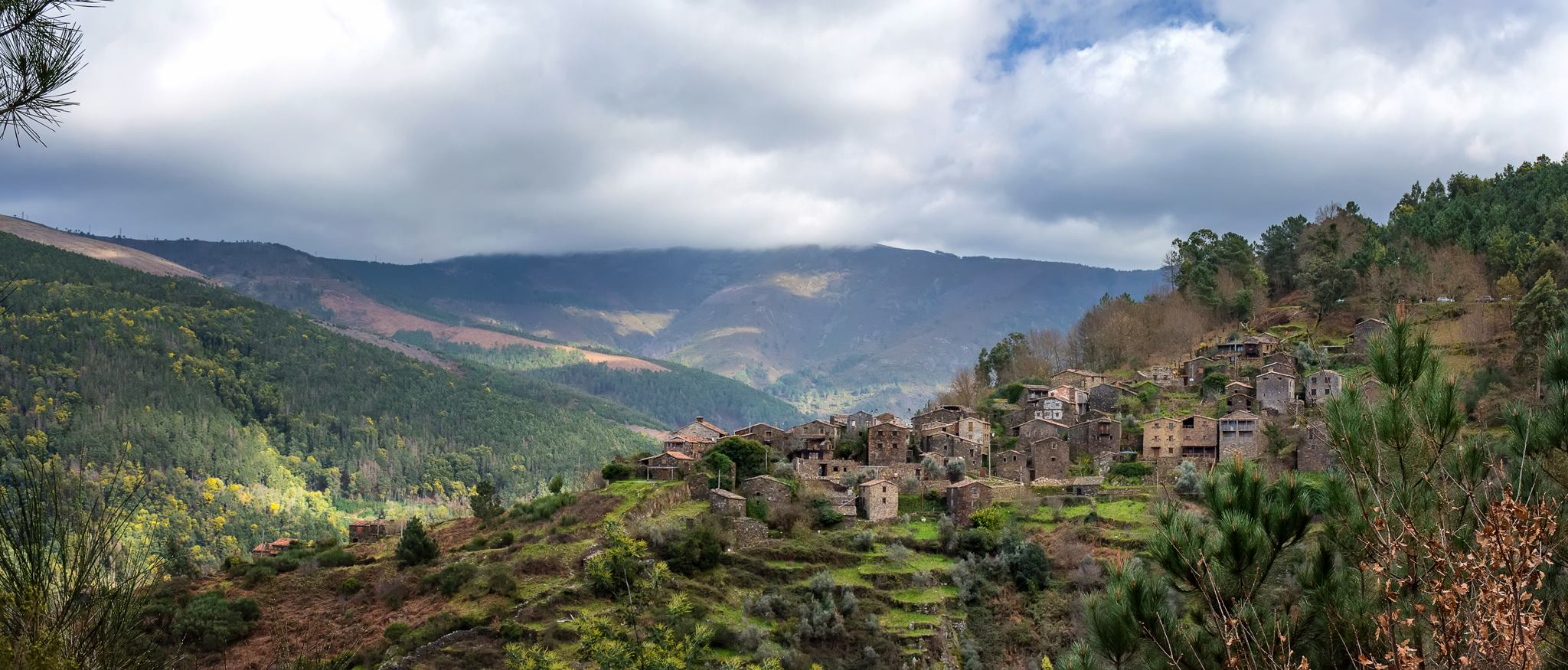 Trekking Talasnal e Casal Novo