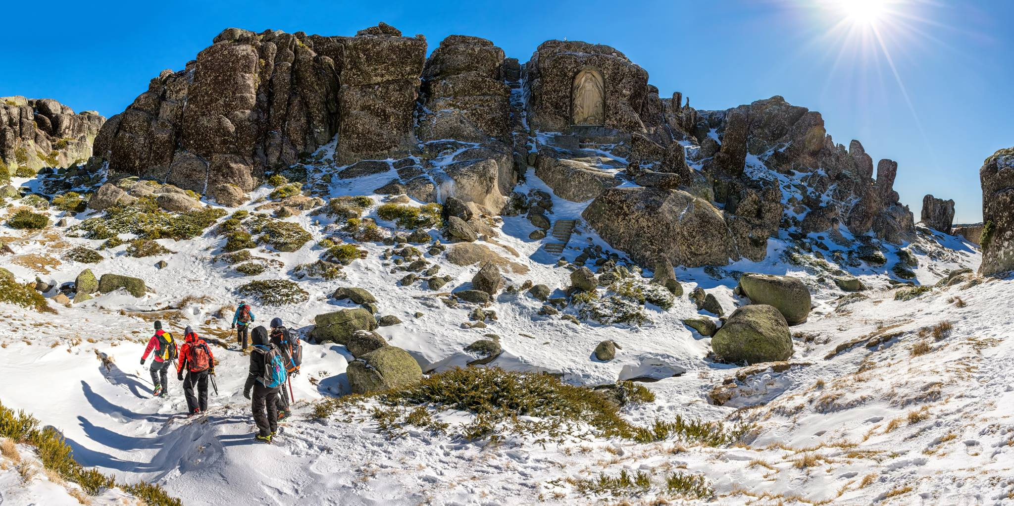 Trekking Vale Glaciar do Zêzere